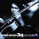 LIVE AT ISLAND CAFE 岡安芳明 3,4 CD