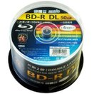 ◇ HI-DISC ハイディスク 6倍速対応BD-R DL 50枚パック 50GB ホワイトプリンタブル HDBDRDL260RP50 ◆宅