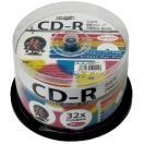 【送料無料】HIDISC 音楽用CD-R 80分 700MB 32倍速対応 50枚×10パック スピンドルケース入り インクジェットプリンタ対応 ワイドプリンタブル HDCR80GMP50