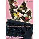 Lovely Sweets かじりチョコ Lサイズ(樹脂粘土用型抜き)