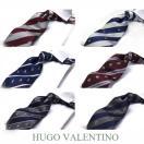 ネクタイ シルク ブランド 20柄から選べる C2 HUGO VALENTINO