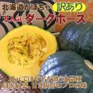 訳あり北海道産かぼちゃ「ダークホース」(...