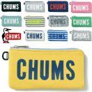 【メール便対応】CHUMS ロングスクエアウォレットスウェットチャムス Long Square Wallet Sweat CH60-2362  長財布