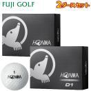 【2ダースセット 送料無料】 本間ゴルフ HONMA D1 ゴルフボール 2ダース 【2016年モデル】 ◆オウンネーム対象外◆