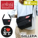 日本正規品 マンハッタンポーテージ 限定モデル Manhattan Portage ショルダーバッグ メッセンジャー I Love NY MP1603INY-35TH メンズ レディース