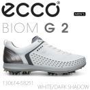 【送料無料】【2016年NEWカラー】ECCO エコー MEN'S GOLF BIOM G 2【130614-58251】 メンズ ゴルフシューズ