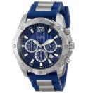 GUESS ゲス u0167g3  Blue Mens クロノグラフ ブルー メンズ  時計