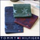 TOMMY HILFIGER トミーヒルフィガー 星柄 タオル ハンカチ ポイント10倍
