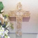 ヴィンテージ エレガンス クロス/十字架壁掛け