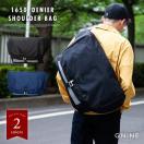 メッセンジャーバッグ メンズ ショルダーバッグ A4 B4 自転車 通勤 通学 リュック 大きめ 大容量 撥水 防水 1650D メッセンジャーバッグ