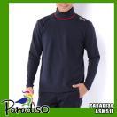 パラディーゾ メンズ タートルネックシャツ +3℃プロジェクト ASM51F