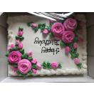 コストコ 『ハーフシートケーキ』デザインが選べるオーダーケーキ!(ホワイトorチョコ)48人分 約42x33cm Costco お誕生日ケーキ /