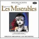 Original Broadway Cast / Les Miserables ...