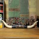 ヴィンテージサインボード 英字 木製看板