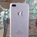 スヌーピーiPhone7Plusケース SNOOPY BEAGLE HUG