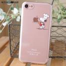 スヌーピーiPhone8/iPhone7ケース SNOOPY CHEF