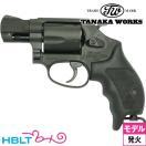 タナカワークス S&W M360J SAKURA HW ブラック 発火式 モデ...