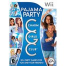 Charm Girls Club Pajama Party - チャームガールズクラブ パジャマパーティ (Wii 海外輸入北米版ゲームソフト)