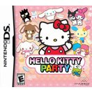Hello Kitty Party - ハローキティ パーティ (Nintendo DS 海外輸入北米版ゲームソフト)