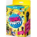 [メール便不可] SiNG Party with Wii U Microphone - シング パーティ ウィズ Wii U マイクロフォン (Wii U 海外輸入北米版ゲームソフト)