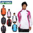 ヨネックス YONEX テニス バドミントン ウェア メンズ 裏地付ウインドウォーマーシャツ 70037 ウインドブレーカー