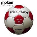 モルテン molten サッカーボール 4号球 小学校用 ジュニア ペレーダ3000 F4P3000-WR 検定球
