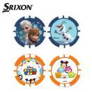 スリクソン SRIXON ディズニー チップマーカー GGF-06125 ゴルフアクセサリー