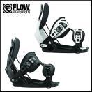 【2015‐16モデル】 フロー FLOW スノーボード ビンディング ALPHA