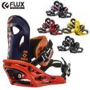 フラックス FLUX スノーボードビンディング...