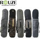 ラウズ ROUZE スノーボードケース ボードケース 3WAY メンズ レディース スノー ボード ポケット RZB508-Q