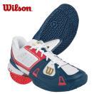 ウィルソン ラッシュ・プロ SL(WH/BL/RD) (...