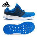 アディダス adidas ランニングシューズメンズ Galaxy ギャラクシー 3 KDV76 AQ6540 マラソンシューズ ジョギング ランシュー クッション重視