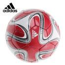 アディダス  サッカーボール 4号球 小学校用 ジュニア ブラズーカ 手縫い AF4820RW 検定球 adidas