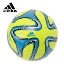 アディダス adidas サッカーボール 4号球 小学校用 ジュニア ブラズーカ ミシン縫い AF4837YB