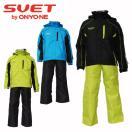 スベート SVET スキーウェア 上下セット ジュニア JR ST SVS79001