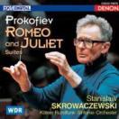Prokofiev プロコフィエフ / 『ロメオとジュリエット』組曲 スクロヴァチェフスキ&ケルン放送交響楽団  〔Blu-