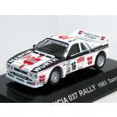 1/64 ラリーカーコレクション LANCIA 037 RALLY 1983 Sanremo シーエムズコーポレーション