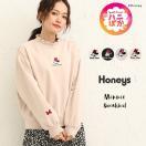 Honeys ハニーズ トレーナー(ミニー)【WE...