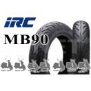 セール特価 IRC(井上ゴム) MB90 (3.00-10) 42J TL フロント/リア (129833) バイク タイヤ