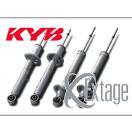 KYB カヤバ ショックアブソーバー エクステージ 1台分 トヨタ ハイエース/レジアスエース KDH205V 2.5Lディーゼル 4WD 04/8〜