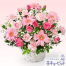 11月の誕生花(ガーベラ等) 花キューピッ...