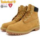ティンバーランド Timberland ジュニア 6インチ プレミアム ウィートヌバック ブーツ レディース(女性用) (Junior 12909 6inch Boot 防水)