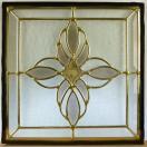 ステンド グラス ステンドグラス ステンドガラス デザインパネルsgsq317