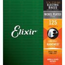 ELIXIR Bass Strings with ultra-thin NANOWEB Coating 5th/Low-B (125/Long) #15425