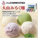 ギフト アイスクリーム 送料無料 大山乳業 大山みるく畑