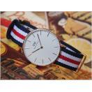 ダニエル ウェリントン DANIEL WELLINGTON 腕時計 0502DW ローズゴールド 36MM CLASSIC CANTERBURY クラシック カンタベリー