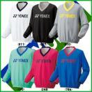 《送料無料》2017年1月下旬発売 YONEX ユニセックス 裏地付Vブレーカー 32020 ヨネックス テニス バドミントン ウェア