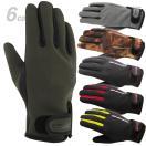 【ゆうパケット対応】コミネ KOMINE GK-753 ネオプレーングローブ Neoprene Gloves