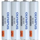 オリンパス ニッケル水素電池 単4形(4本入) OLYMPUS BR404 返品種別A