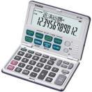 カシオ 金融電卓 12桁 BF-480 返品種別A